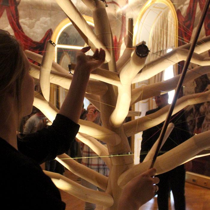 Nathalie Auzepy musée Carnavalet pour les designer's days