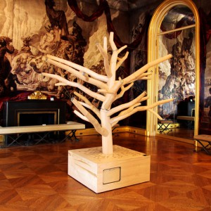 Arbre de vie de Nathalie Auzépy, Musée Cranavalet Paris Designer's Days 2015
