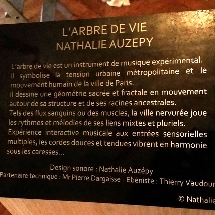 Nathalie Auzepy NA prod -Pierre Dargaisse - Thierry VAUDOUR ébéniste evenementiel Paris Designer's days 2015
