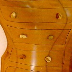 meuble semainier en bois
