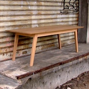 table longue ebeniste vendome