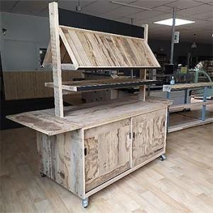 meuble mobile bois naveil Bio du coin